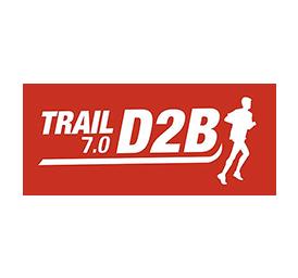 logo du trail des 2 baies, évènement sportif organisé par KBO